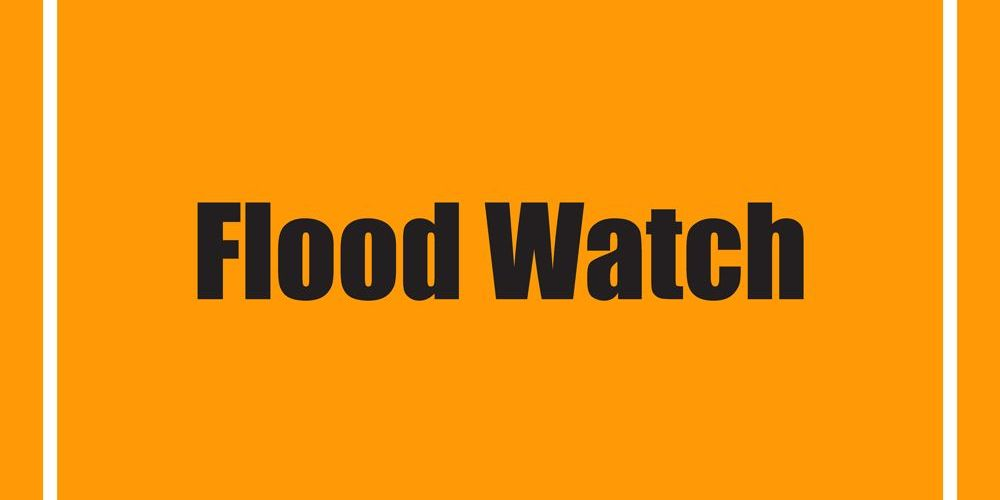 Flood Watch issued for lakeshore