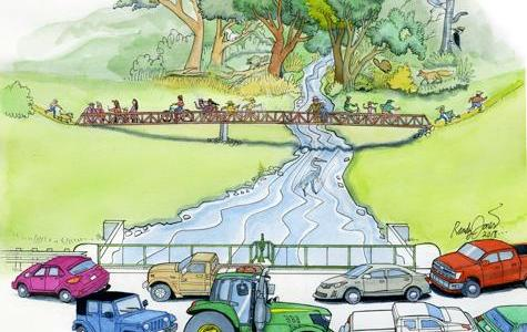 Artwork by Randy Jones, courtesy of the artist
